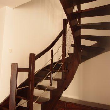 schody samonośne 40